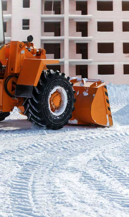 Green Dot Landscapes LLC Commercial Snow Removal