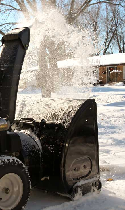 Green Dot Landscapes LLC Residential Snow Removal